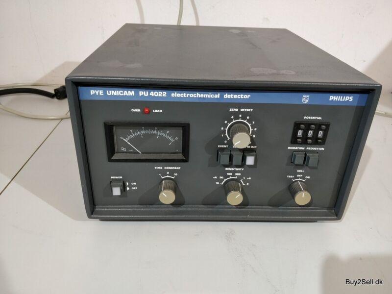 PYE Unicam PU4022 Electrochemical Detector
