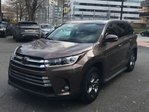 Toyota Highlander Limited 2017 AWD