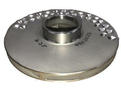 Taco 1614-018srp 6.35 Stainless Steel Impeller For 1614 Series Pumps