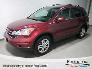 2010 Honda CR-V EX-L |HTD Leather|Dualzone|AWD|Local