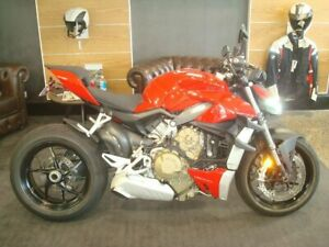 2020 Ducati Streetfighter V4 Sports 1103cc Newstead Brisbane North East Preview