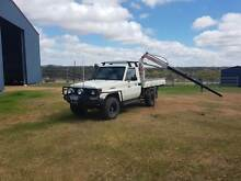 2002 Toyota LandCruiser Ute Warwick Southern Downs Preview