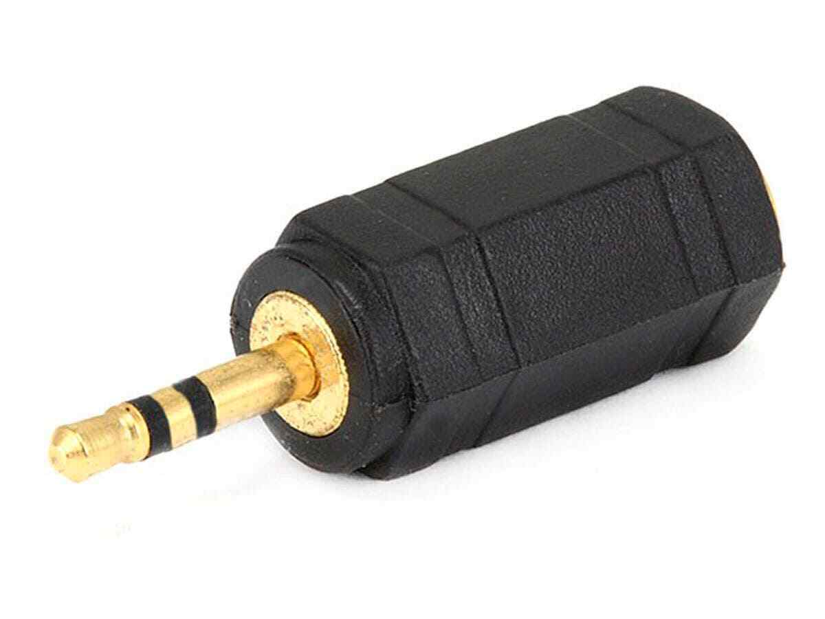 Monoprice 107124 3.5mm Stereo Jack Adaptor to 2.5mm Stereo P
