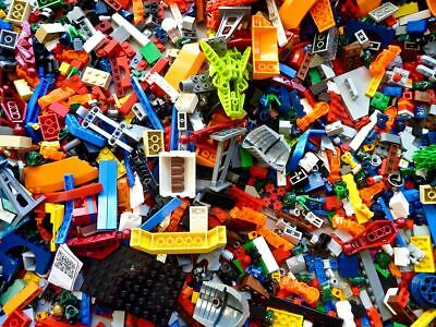 Bulk LEGOs by Pound (*BONUS*) parts & pieces- Harry Potter, Star Wars, City, etc - Parts Pieces Legos