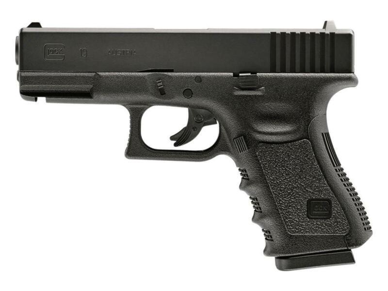 Refurbished Glock G19 Gen 3 CO2 4.5MM BB Gun Pistol 410 FPS