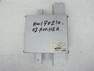 2001-2004 nissan frontier 3 3l speaker amplifier 300w 28060-8z500