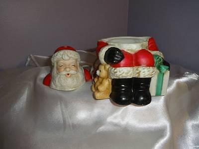 Santa Claus Christmas Electric Potpourri Pot Benchmark Home Products Taiwan