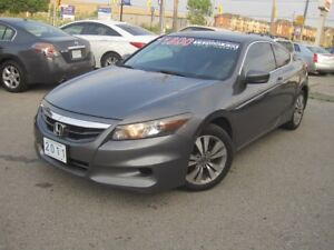2011 HONDA ACCORD COUPE | Leather • Sunroof • 2.4L