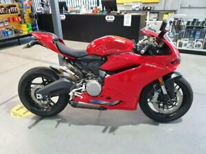 2017 Ducati 959 Panigale (red) Sports 955cc