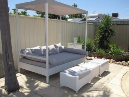 Outdoor day bed outdoor dining furniture gumtree australia