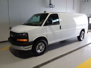 2019 Chevrolet Express Cargo Van 2PASS 5DR EXTENDED WHEEL BASE C