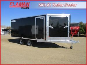 """High Country 20' Sled Trailer - """"Limited"""" 3 Place Deckover!"""