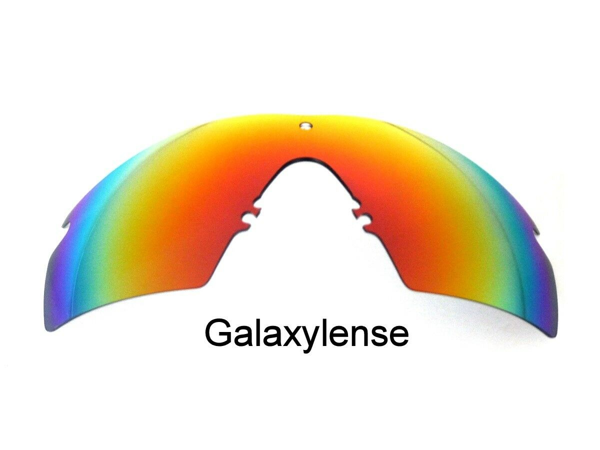 5de21baa31313 Details about Galaxy Replacement Lenses For Oakley Si Ballistic M Frame 2.0  Z87 Red Polarized