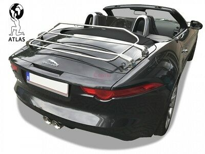 LUGGAGE RACK JAGUAR F-TYPE CONVERTIBLE 2012-2018 TRUNK > BOOT > CARRIER > TRAVEL