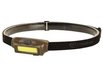 Streamlight Bandit LED Rechargeable Headlamp, Coyote with Red LED, 61706
