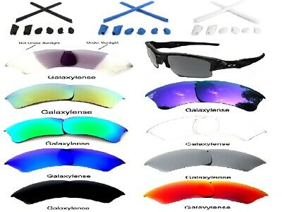 Galaxy Replacement Lenses For Oakley Half Jacket XLJ Sunglasses Multi (Oakley Half Jacket Xlj Replacement Lenses)