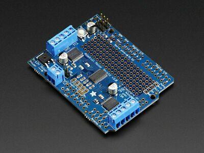3dmakerworld Adafruit Motorstepperservo Shield V2.3 Arduino Compatible