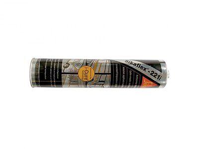 Sikaflex-221i schwarz, 300 ml Kartusche, haftstarker Dichtstoff