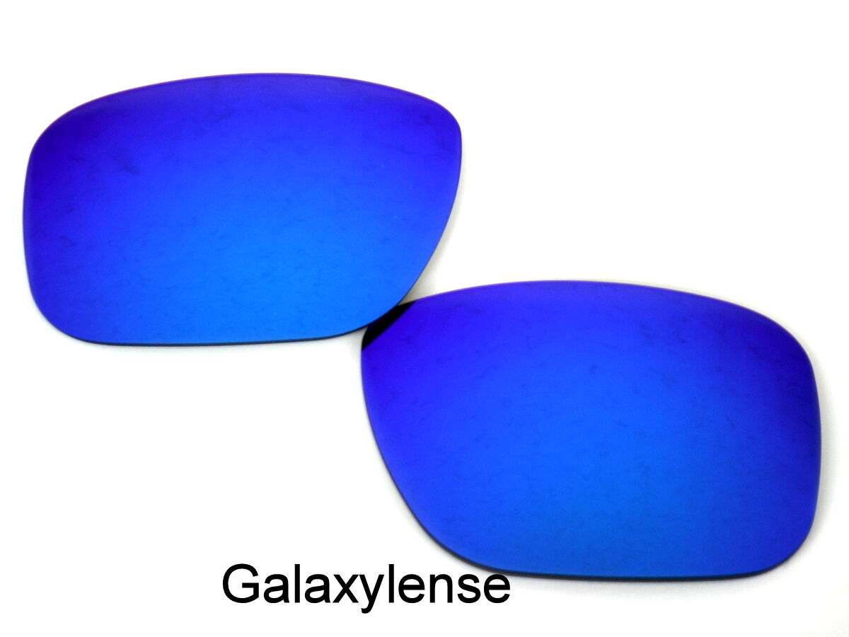 Galaxy Replacement Lenses For Oakley Holbrook Ocean Blue