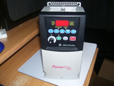 Allen Bradley Powerflex 40 22b-d4pon104 D Series A