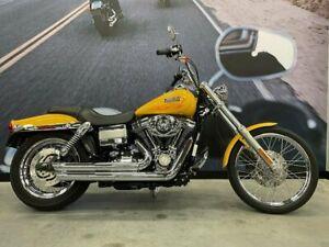 2007 Harley-Davidson FXDWG Dyna Wide Glide Cruiser 1584cc