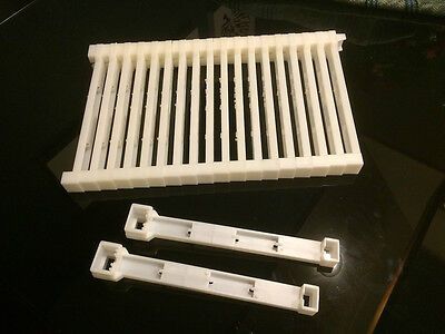 Bee Frame Plastic Ends Deep 9 18 20 Pc. Made In U.s.a.
