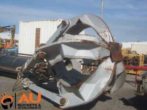EIK CABLE OPERATED ORANGE PEEL GRAPPLE (SB181008) Kewdale Belmont Area Preview