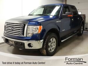 2012 Ford F-150 XLT - Low KMs | Seats 6 | Great on gas!