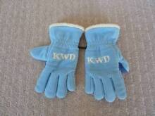 KWD Kids Fleece Gloves. 3-8yrs. Excel cond. Claremont Nedlands Area Preview