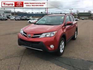 2014 Toyota RAV4 XLE  - Certified - Sunroof -  Heated Seats