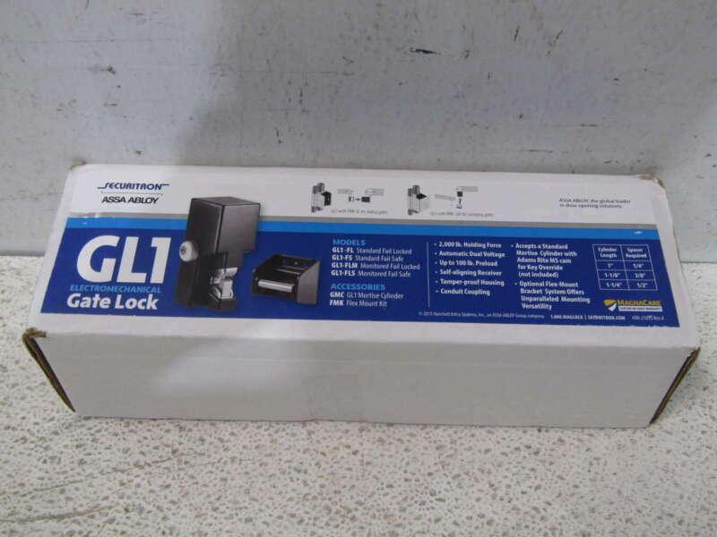 ASSA ABLOY Securitron Electomechanical Gate Lock GL1-FL