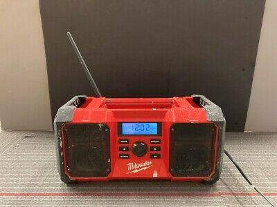 MILWAUKEE TOOL 2890-20 JOBSITE RADIO