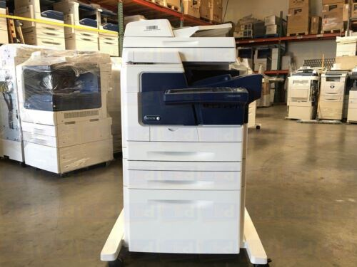 Xerox Colorqube 8900x A4 Solid Ink Copier Printer Scanner Fax Mfp 44 Ppm 8700x
