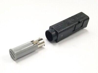 New Littelfuse 345101h 3ag Hv Series Shock Safe Pc Mount Fuse Holder Cap
