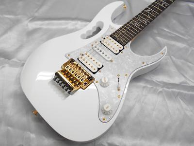 Ibanez/JEM7V/WH/Steve Vai beautiful rare EMS F/S* for sale  Shipping to United States