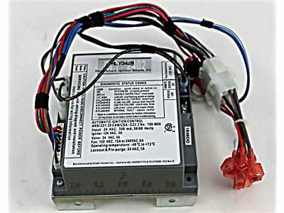 Lochinvar Rly3428 Automatic Ignition Control Module 100167908 For Cbcfchcpcw