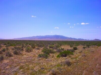 RARE 41 ACRE LANDER COUNTY RANCH NEAR TOWN HAS POWER DIRECT ROAD ACCESS  - $3,050.00