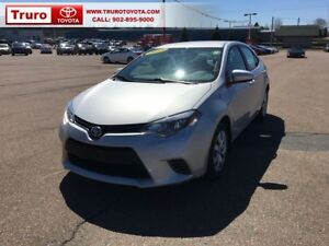 2015 Toyota Corolla LE  - Certified - Bluetooth