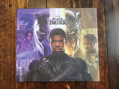Marvel Black Panther: The Art Of The Movie