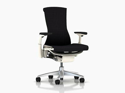 Embody Chair -by Herman Miller - Black Balance - Brand New