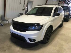 2014 DODGE JOURNEY 4D Utility FWD SXT