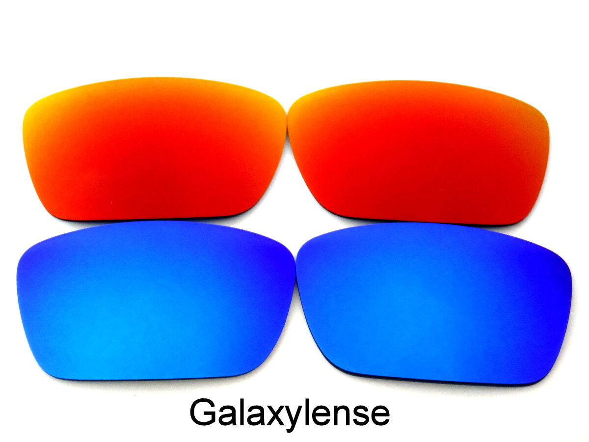 Galaxy Replacement Lenses For Oakley Fuel Cell Blue Amp Red