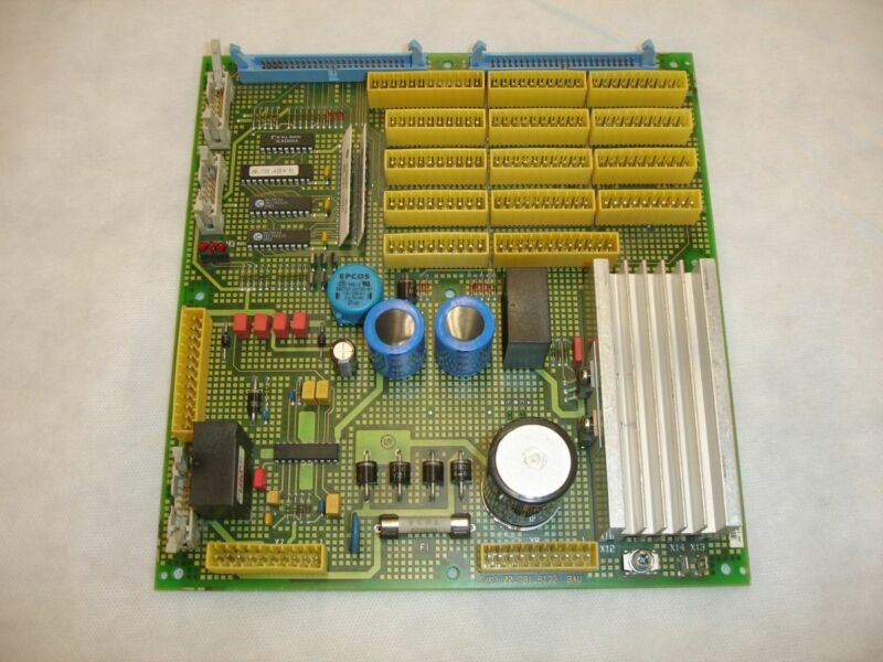 SVK3 Board (Flat Assembly)