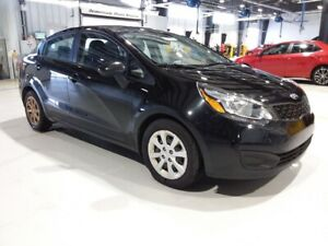2015 Kia Rio LX- HEATED SEATS, BLUETOOTH, VOICE RECOGNITION, A/