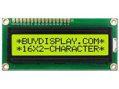 5v 16x2 1602 Lcd Character Module Display Wtutorialhd44780bezelbacklight
