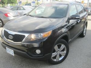 2012 KIA SORENTO EX |  AWD • 2 Sunroof • Leather