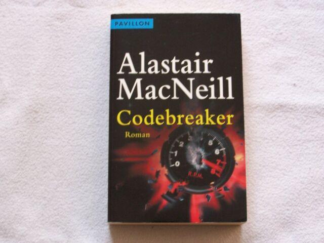 MacNeill, Alastair: Codebreaker