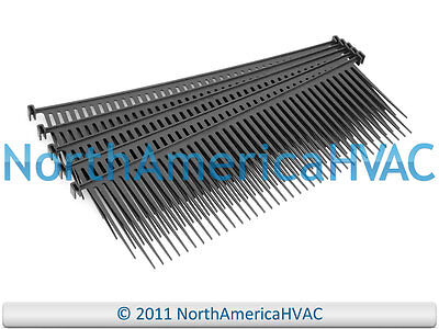 5x OEM 4119 Aprilaire Air Cleaner Media Filter Pleat Spacer Space-Gard 2200 2250
