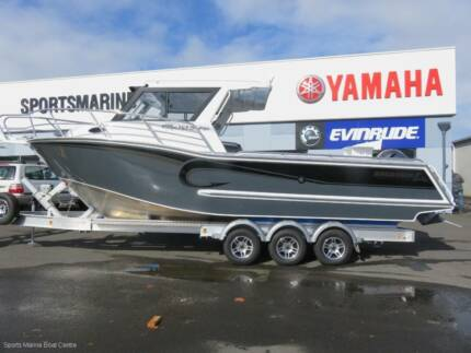 New Assassin 765 - With 300 hp Yamaha four stroke