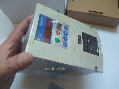 Input-1hp-220v-output-3ph-220v-0.75 Kw-4a-vfd-inverter-frequency-converter-vfd